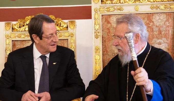 Σε δημόσια μετάνοια κάλεσε τους… αρνητές ιερείς ο Αρχιεπίσκοπος Κύπρου (video)