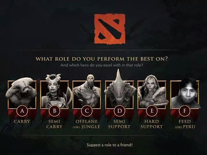 Image result for role dota
