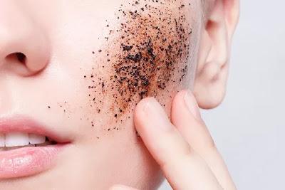 ماسك تقشير الجلد