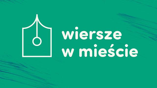 Słowacka poezja w ramach akcji Wiersze w mieście 2020