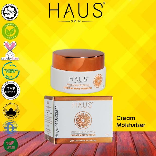 HAUS SKIN | HAUS COSMETICS #hausskin #hauscosmetics #halalcosmeticstrendsetter #produkkecantikan