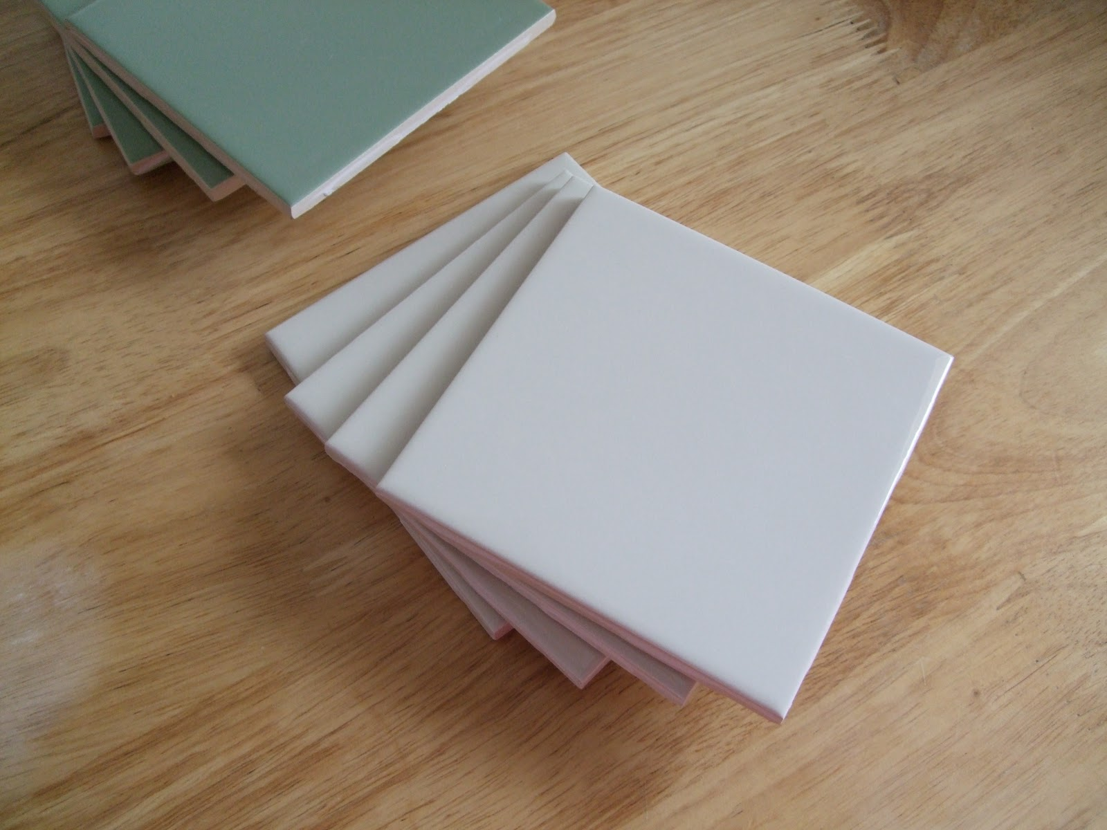 Why Buy When You Can Diy Ceramic Tile Coasters