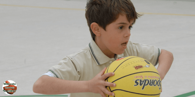 """Featured in the article: """"How To Motivate Youth Basketball Players"""".Explain the Purpose of Their Drills, basketball child, teaching strategy."""