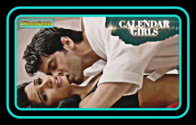 Calendar Girls (2015 film) All sexy scene - AHtnessCelebs