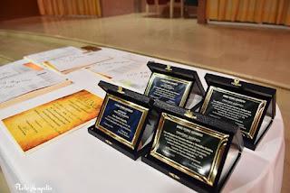 Τελετή απονομής επαίνων στους επιτυχόντες απόφοιτους των Λυκείων στα Ανώτερα και Ανώτατα Εκπαιδευτικά Ιδρύματα, του σχολικού έτους 2016-2017 από τον Δήμο Πύδνας Κολινδρού.