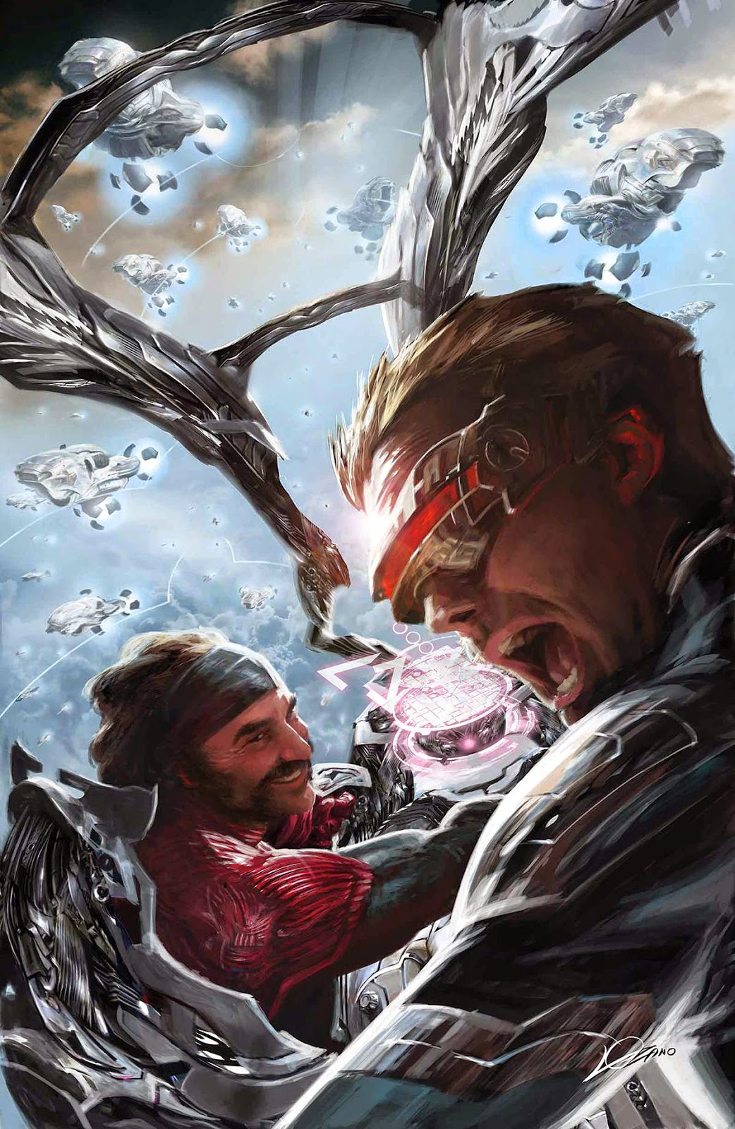 Cyclops 3 Review Rucka, Dauterman, Lozano Marvel Space Opera