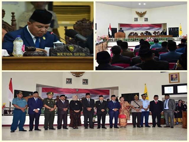 Muhamad Taher Hanubun dan Petrus Beruatwarin Jadi Pemimpin Kabupaten Maluku Tenggara