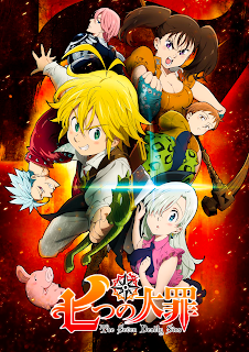 Kumpulan Volume Komik Nanatsu no Taizai Lengkap