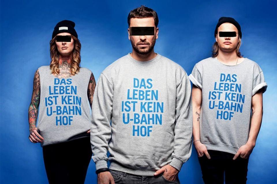 Fäshe Mändy: Das Leben ist kein U-Bahn Hof