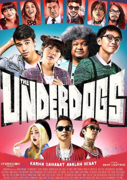 Back again with mimin who on this occasion will deliver a new movie called  Download The Underdogs 2017 WEB-DL Full Movie