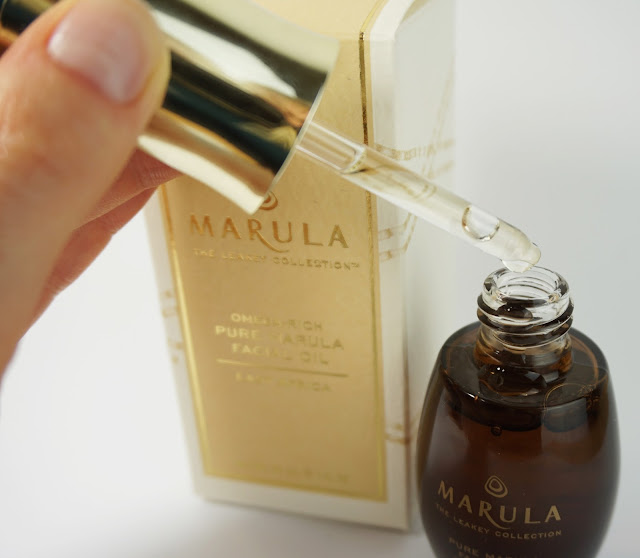 Pure Marula Facial Oil - Neues Anti-Aging Geheimnis aus Afrika