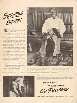 Pullman - Soldier's Shoes