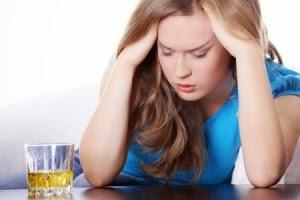Tips kesehatan dengan Menghindari alkohol dan Makanan Berlemak