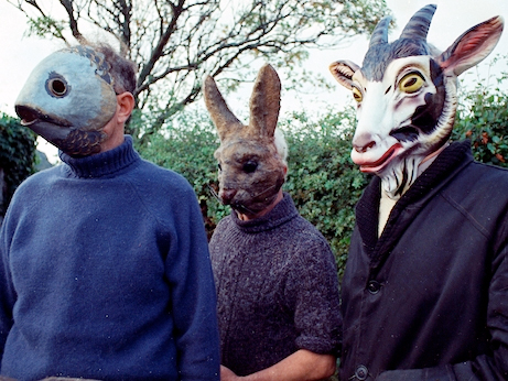 Masked villagers, The Wicker Man (1973)