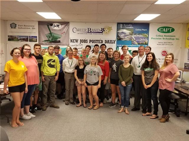 Pax Machine Works visits Tri Star CBI class