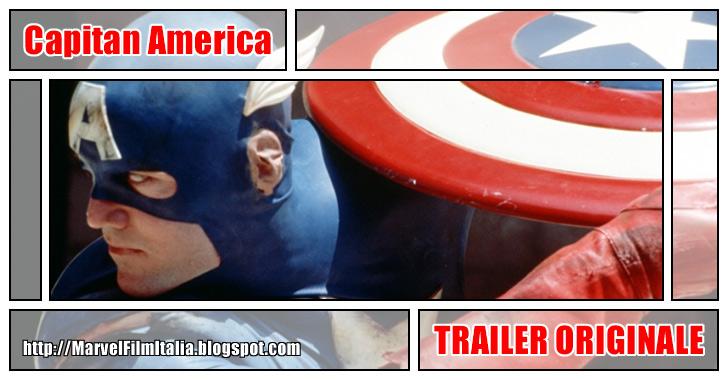 Marvel Film Italia: Capitan America (1990) - Trailer originale