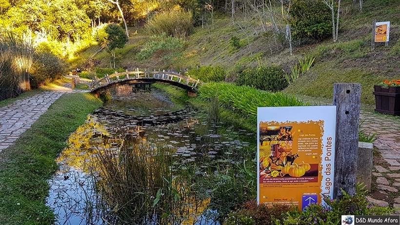 Jardim Amantikir - O que fazer em Campos do Jordão - 21 atrações