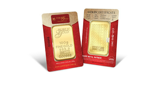 Kelebihan Pelaburan Emas di Public Gold