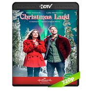 Christmas Land (2015) HDTV 720p Audio Dual Latino-Ingles