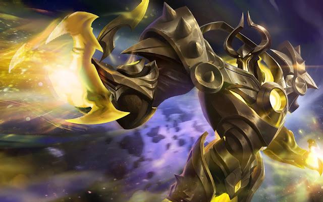 Uranus Aethereal Defender Heroes Tank of Skins Mobile Legends Wallpaper HD for PC
