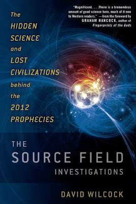 The Source Field Investigations by David Wilcock - book cover