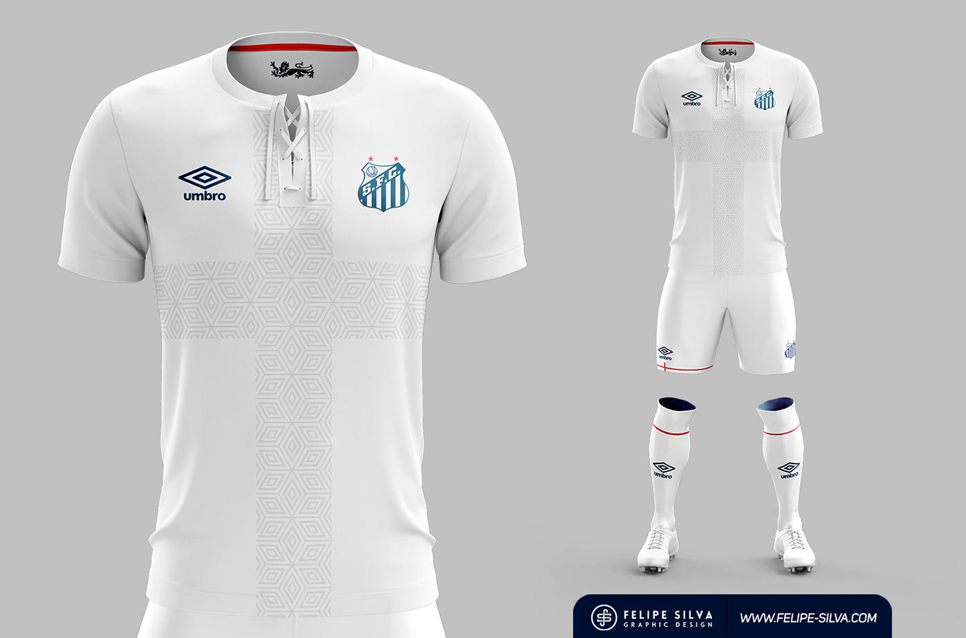 3d1ed82054 GLORIOSO SANTOS F.C.  Uniforme do Santos homenageará seleção da ...