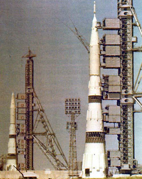 Orbiter.ch Space News: The Soviet N1-L3 Lunar Mission, LK ...
