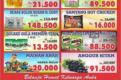 Katalog Promo Budiman Swalayan Terbaru Januari 2019