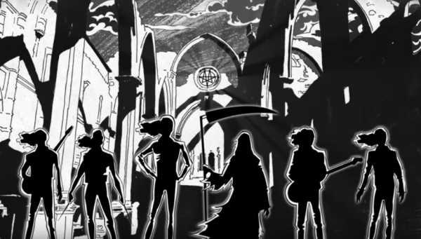 """MOONSPELL: Video για το νέο κομμάτι """"In Tremor Dei"""""""