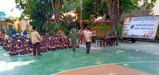 Lomba Giat Prestasi Penggalang Kota Pasuruan