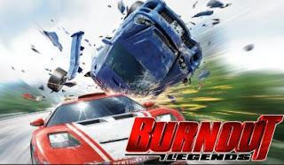 Burnout Legends PSP Games
