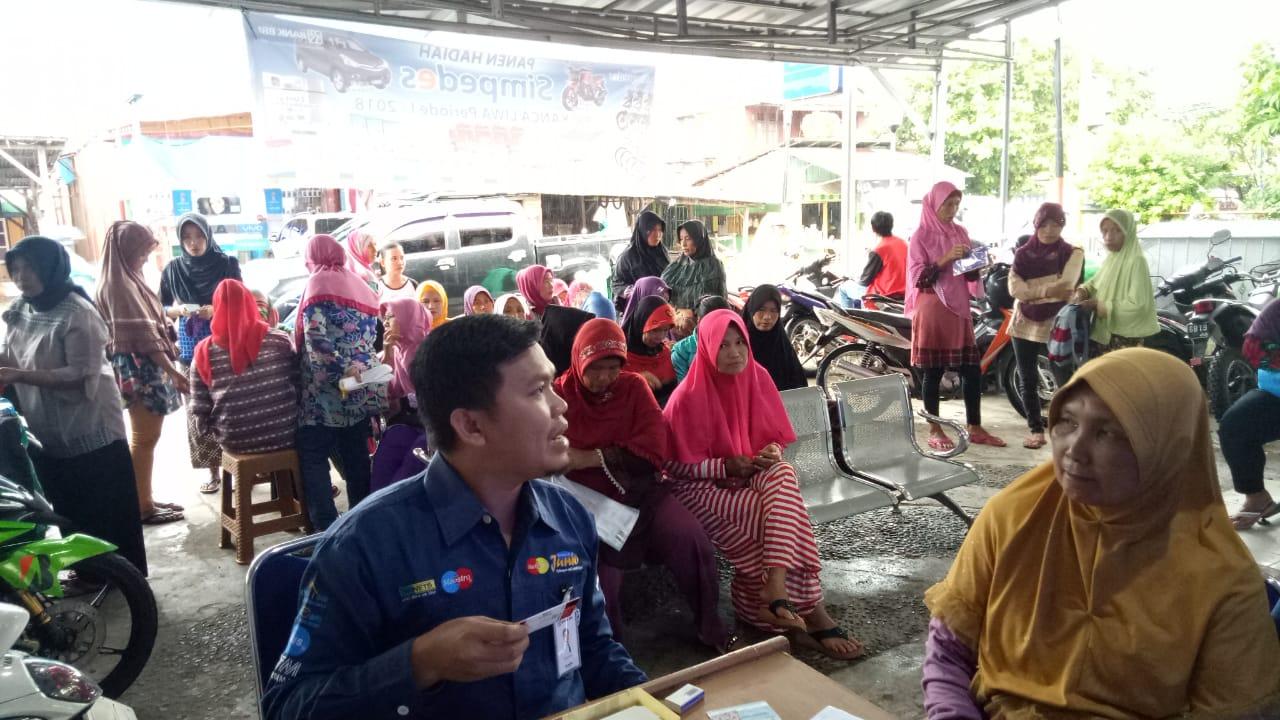 Dana PKH Triwulan Dua Mulai Disalurkan