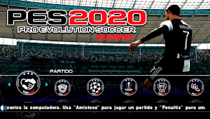 PES Chelito 2020 Mode Camera PS4 Iso/Cso Full Transfer Pemain For PPSSPP