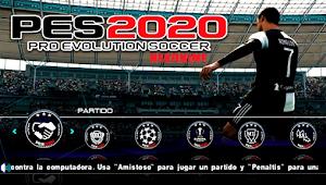 PES Chelito 2020 Mode Camera PS4 Iso/Cso Full Transfer Pemain For PPSSPP