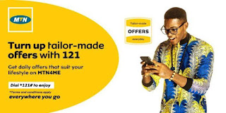 MTN MY OFFER | 1.5gb for N300