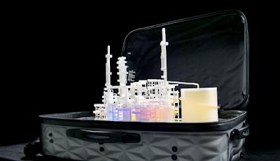 Tecnología escaneado 3D