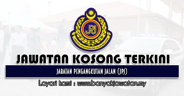 Jawatan Kosong Kerajaan 2021 di Jabatan Pengangkutan Jalan (JPJ)