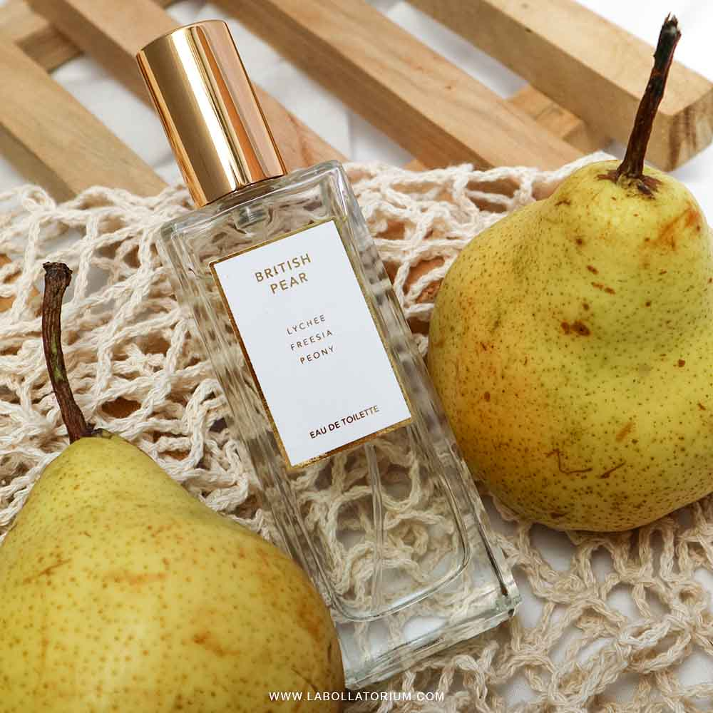 Review Miniso British Pear Eau De Toilette Wangi Segar Tahan Lama Fruit