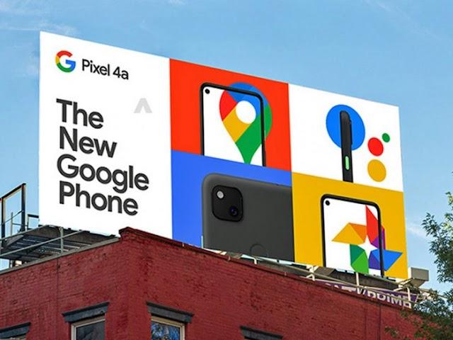Intip Bocoran Harga dan Spesifikasi Google Pixel 4a, Terjangkau?