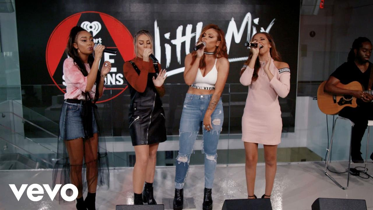 Little Mix hace cover de 'Love On the Brain' de Rihanna
