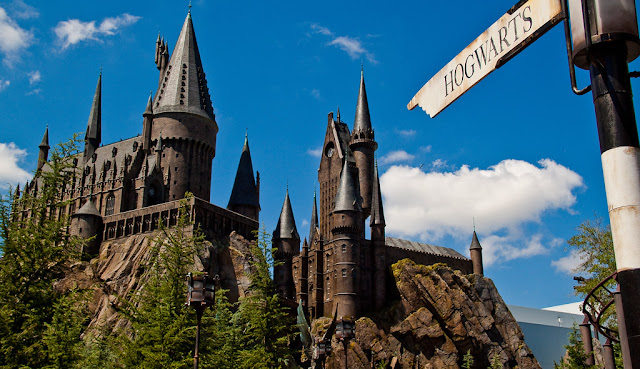 Universal Studios Florida Harry Potter Places to visit