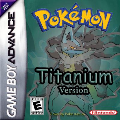 Pokemon Titanium GBA ROM Download