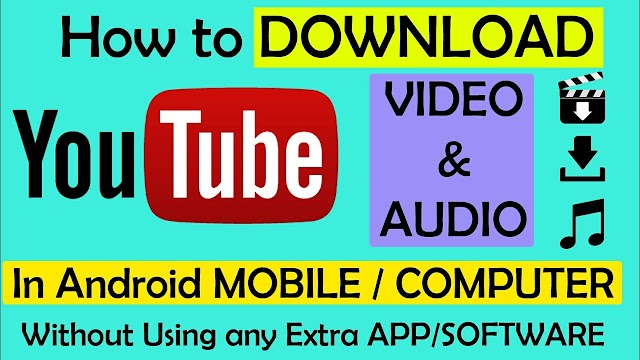 How to Download Youtube Video on Computer or Mobile