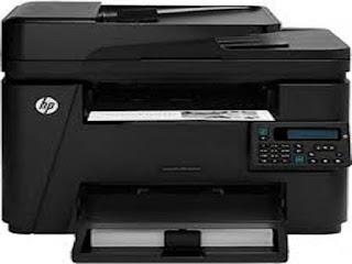 Image HP LaserJet Pro MFP M225dn Printer
