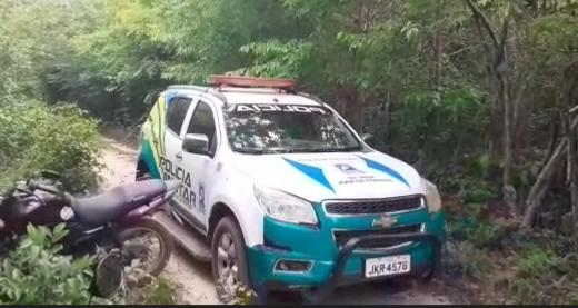 Corpo de idoso é encontrado em estado de decomposição na zona rural de José de Freitas