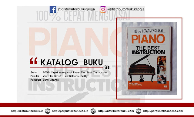 100% Cepat Menguasai Piano The Best Instruction