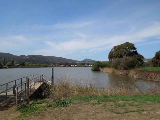 Boat Ramp, Laguna Lake, San Luis Obispo, March 2014, © B. Radisavljevic