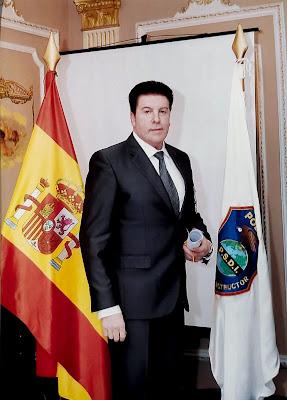 Cena de Gala PSDI IPM Martin Garcia Muñoz