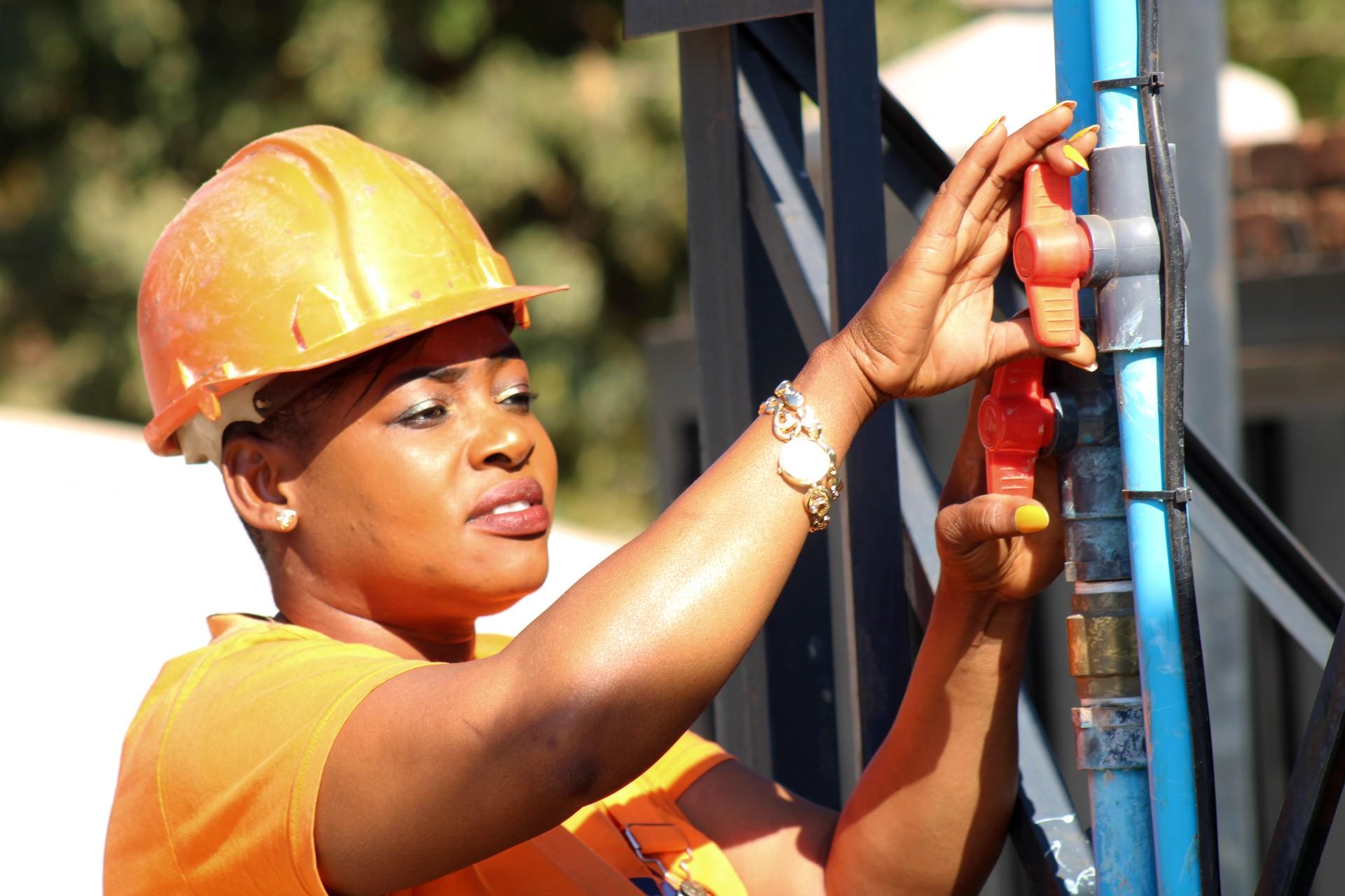 Solar-Powered Borehole for Seke, Chitungwiza!
