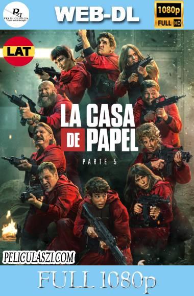 La Casa de Papel (2020) Temporada 5 Full HD NF WEB-DL 1080p Castellano